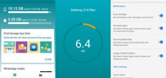 Google'dan Android Dosya Yöneticisi (Files Go)