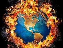 dünya ısınıyor