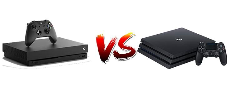 PS4vs Xbox
