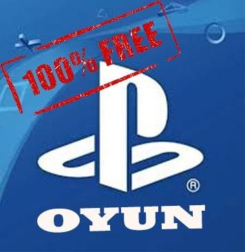 PS4 ÜCRETSİZ