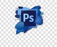 photoshop şeffaf