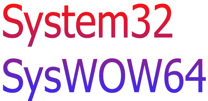 system3264wow