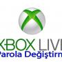 Xbox Live Şifre Değiştirme ve Ortak Şifre Oluşturma