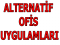 Alternatif Office Uygulamaları