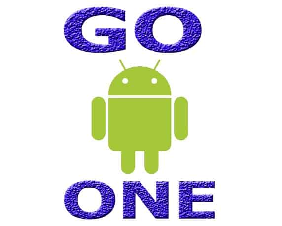 Android one go
