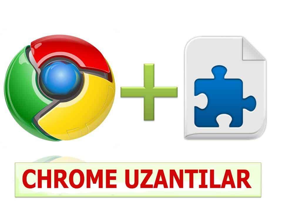 Chrome popüler uzantılar