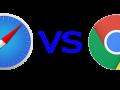 Safari ve Chrome Karşılaştırma