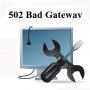 502 Bad Gateway Hatası Nedenleri ve Çözümleri