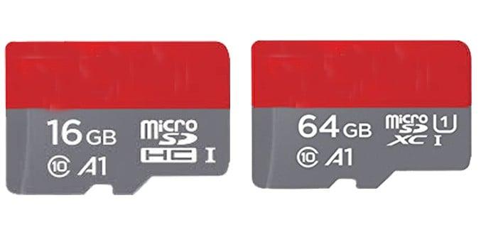 Mikro SDHC SDXC