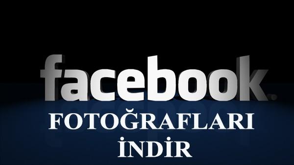 facebook arşiv indir