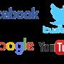 Google, Facebook, Youtube ve Twitter Eski Görünümleri