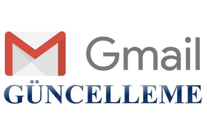 google yeni gmail