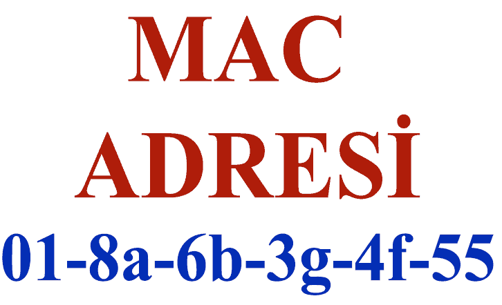 mac adresi