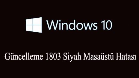 Windows 10 güncelleme hata