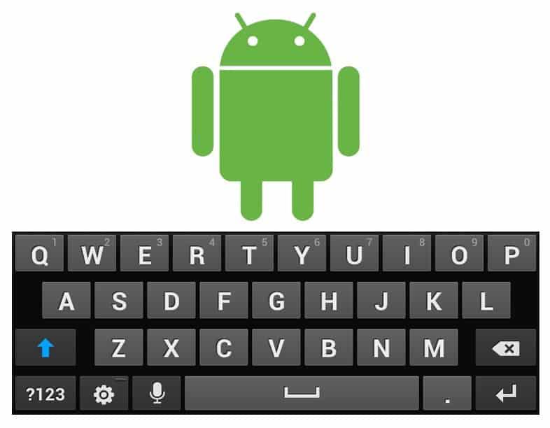 android klavyeler