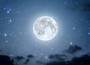 ay kaybolsaydı