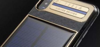 Özel Kılıflı Telefon İphone X Tesla