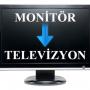 Bilgisayar Monitörü, TV Olarak Nasıl Kullanılır?