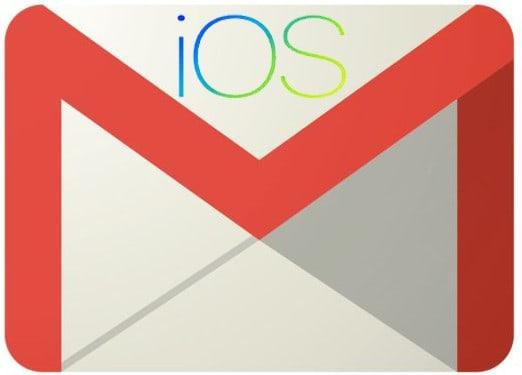gmail bildirim ios