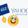 Yahoo Messenger Elveda Diyor