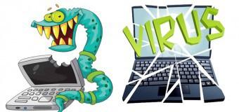 Virüs ve Solucan Arasındaki Fark Nedir?