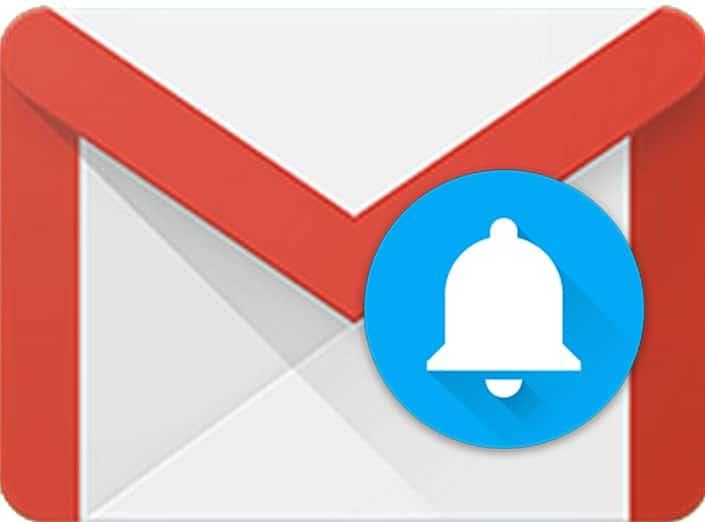 Gmail bildirim özelleştir