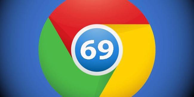 chrome 69 güvenlik