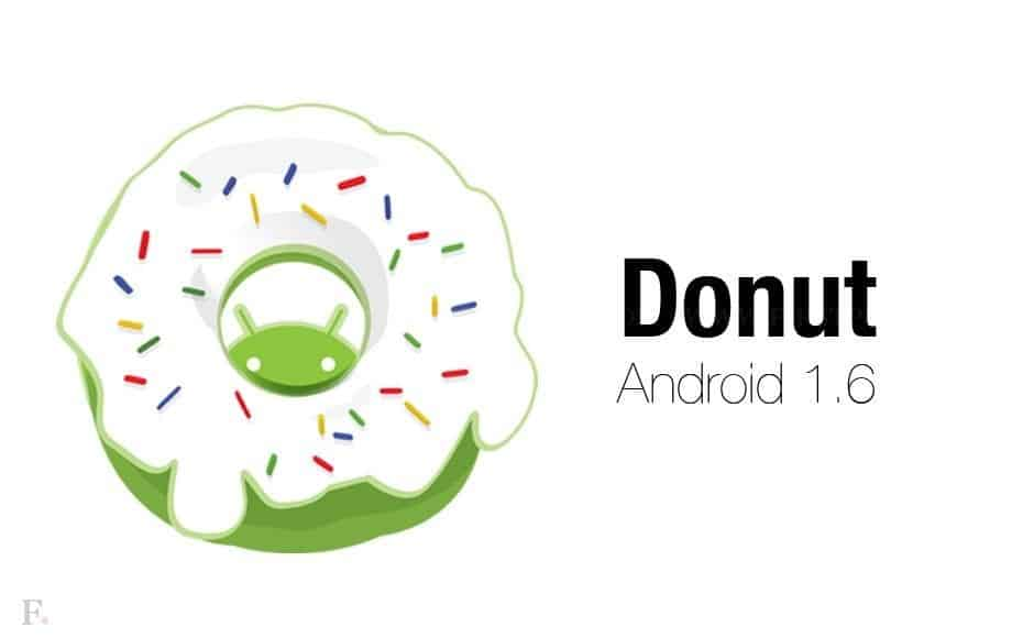 Android 1 6 DONUT