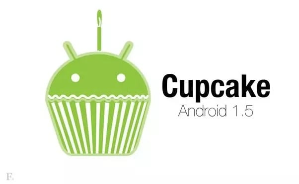 Android 1.5Cupcake