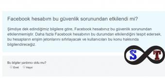 En Son Facebook Hacklerinden Hesabınızın Etkilenip Etkilenmediğini Öğrenin