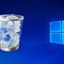 Windows 10'da Geri Dönüşüm Kutusu Ayarlarını Değiştirme