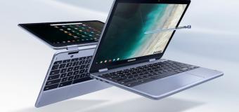 Samsung Chromebook Plus LTE Piyasaya Sürüldü
