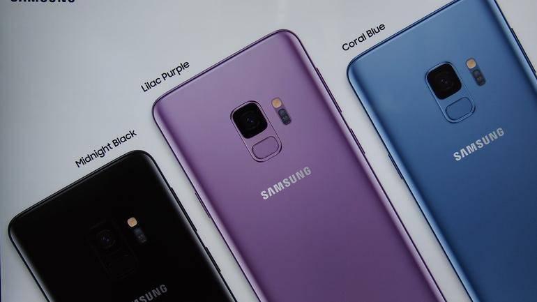 galaxy-s9 ekran görüntüsü