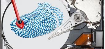 har disk wipe