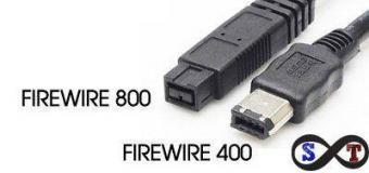 FireWire 400 ve 800 Kablosu Ne İşe Yarar ve Arasındaki Fark Nedir?