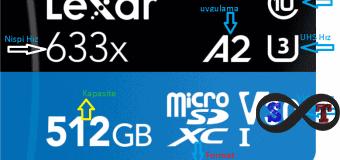 MicroSD Kart Satın Almadan Önce Bilmeniz Gerekenler