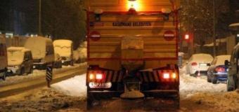 kamyon tuzlama