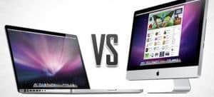 Apple iMac ve Apple MacBook Pro