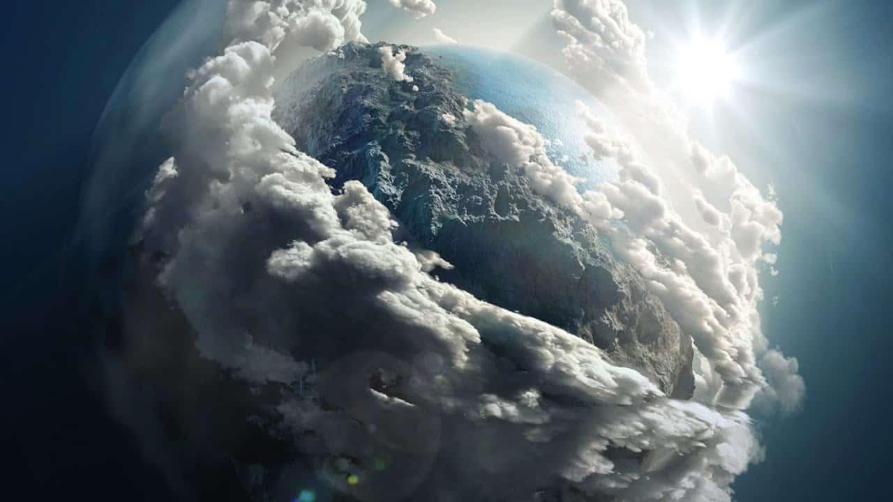 dünya ve atmosfer