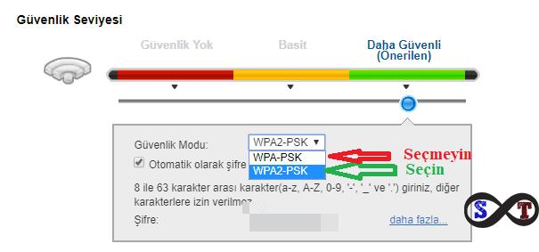 wifi güvenlik ağı