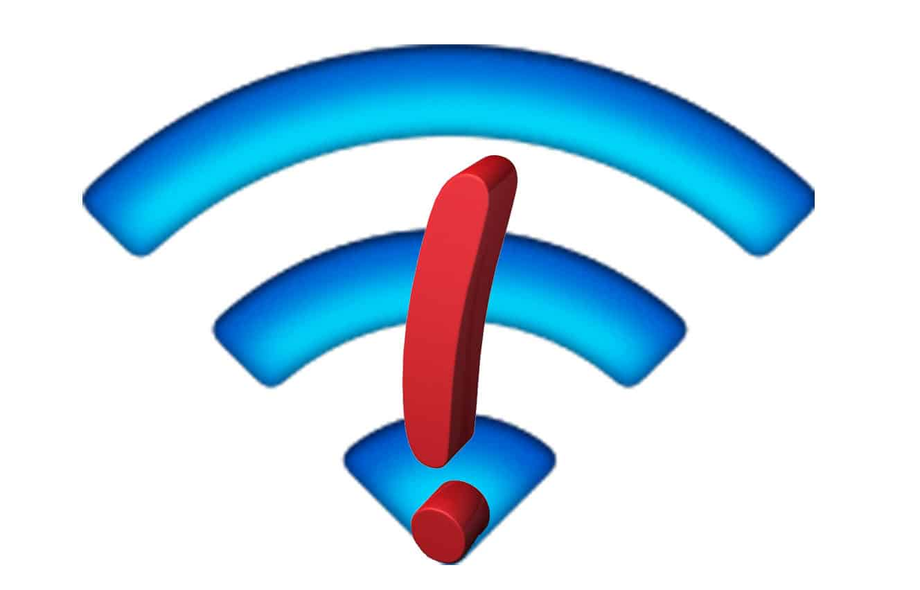 wifi sorun