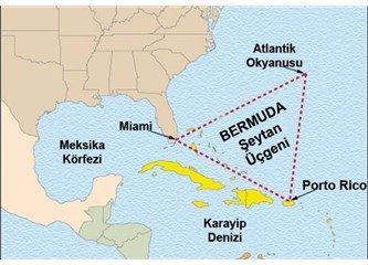 bermuda harita