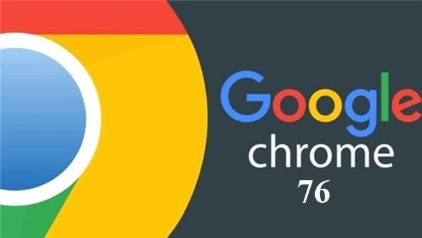 chrome 76