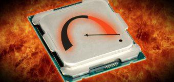 sıcak cpu