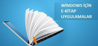 Windows İçin En İyi 7 Ücretsiz E-Kitap Okuyucusu