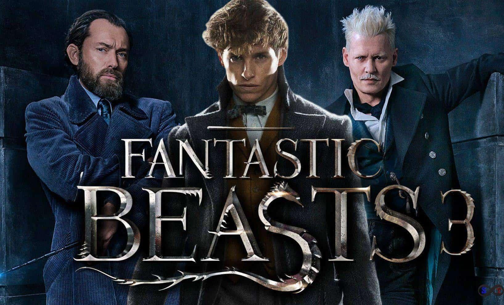 Fatastic Beastsand Whereto Find Th