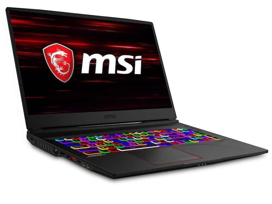MSI GE75 9SG