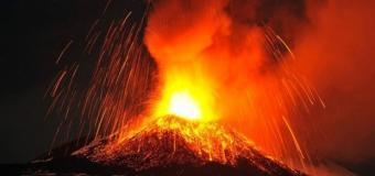 Yanardağlar (Volkanlar) Nasıl Oluşur?