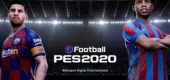 eFootball Pes 2020 Dev Güncelleme Geliyor