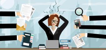 İş Stresini Atmanın 8 Farklı Yolu!